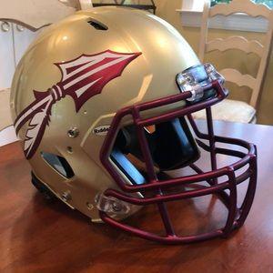 Riddell Florida St Seminoles Speed Football Helmet